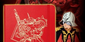 P-Bandai CHAR AZNABLE's Diary 2016: Many Official Images, Info Release