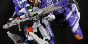 "[GBWC2015] MG 1/100 Ex-S Gundam ""ALICE"" modeled by YUTAKA."