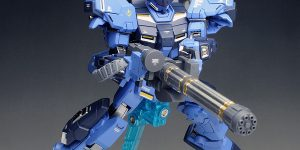 [WORK REVIEW] P-Bandai HGUC 1/144 PALE RIDER SPACE TYPE HADES Ver. painted build