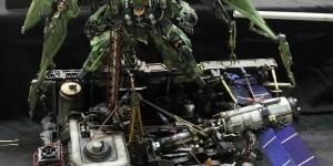 [澳門第四屆科幻模型比賽] MACAU Sci-Fi Plamo GUNPLA Model Competition 2015: The WINNER and all the others! Full Photo Report!