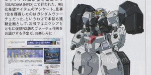 GN-005 Gundam Virtue: Will be the NEXT RG?