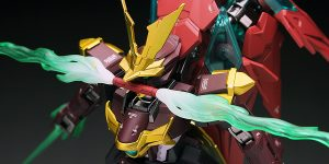 [WORK REVIEW] HGBF 1/144 NINPULSE GUNDAM (Nils Nielsen's Mobile Suit) Painted Build. Many Big Size Images