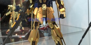[UPDATE] MG 1/100 HYAKU SHIKI Ver.2.0 Exclusive Full Size Photos on Display! Info Release