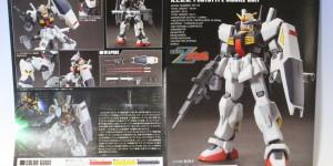 HGUC REVIVE 1/144 RX-178 Gundam Mk-II [A.E.U.G.] BOX OPEN REVIEW. No.14 Big Size Images, Info