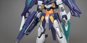 FULL MEGA REVIEW MG 1/100 GUNDAM AGE II MAGNUM. A lot of images, credit
