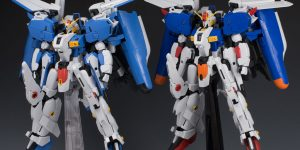REVIEW MG 1/100 Ex-S GUNDAM/S GUNDAM
