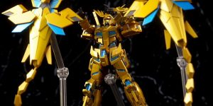 REVIEW ROBOT魂 PHENEX (Destroy Mode) NARRATIVE Ver. Images, credit