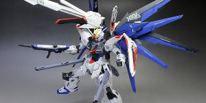 [WORK] Tai's MG 1/100 FREEDOM GUNDAM Ver.2.0: Many Big Size Images