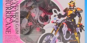 S.H.Figuarts Kamen Rider Gaim SAKURA HURRICANE: Full Photoreview No.50 Large Images