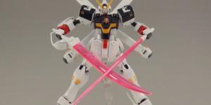 HGUC 1/144 XM-X1 Crossbone Gundam X1 ASSEMBLED: New Photoreview Big Size Images, Info