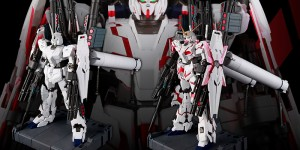 P-Bandai FA expansion unit for PG 1/60 RX-0 Unicorn Gundam: Official Promo Posters, Images, Info Release