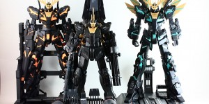 MG 1/100 BANSHEE SPECIAL COLLECTION [remodeled] Full Photoreview No.64 Images, Info