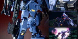 P-Bandai HGUC 1/144 Pale Rider (陸戦重装備仕様): Official Posters, Big Size Images, Info Release