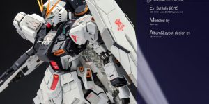 Ein Schlafe Purity Revolution: AMAZING MG 1/100 Nu GUNDAM Ver.Ka Modeled by Rein van. FULL PHOTOREVIEW [WIP TOO] A LOT of BIG SIZE IMAGES