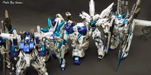 1/100 MG Series ANA SKY PROJECT: Work by Vicious. Full Photoreview No.25 Images.