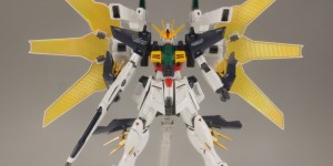 MG 1/100 Gundam Double X -assembled- Full Photoreview No.30 Big Size Images