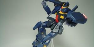 P-Bandai ROBOT魂 Gundam Mk-II Titans use: PHOTO REVIEW, Info