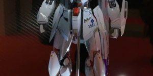 METALBUILD 1/100 GUNDAM F91 on display @ 56th All Japan Model Hobby Show 2016: NEW Big Size Images