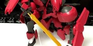 Kanetake Ebikawa's HG IBO 1/144 GRIMGERDE No.5 New Big Size Images, Info Release, credits