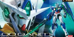 [SAMPLE REVIEW] RG 1/144 00 QAN[T] + Box Art. Many Images, Info Release