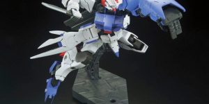HG IBO 1/144 GUNDAM ASTAROTH: Just Added No.11 NEW Official Images [watch the customizations!]