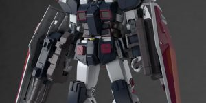 MG 1/100 FULL ARMOR GUNDAM Ver.Ka Gundam Thunderbolt Ver. Just Added NEW Images, Info Release