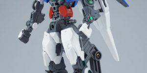 [UPDATE SAMPLE REVIEW] RG 1/144 00 QAN[T] New Images, Info Release