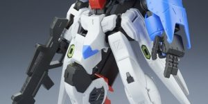HG IBO 1/144 GUNDAM ASTAROTH: Just Added NEW images, Info Release