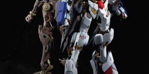 P-Bandai HiRM Hi-Resolution Model GUNDAM BARBATOS 6TH FORM: Full Official Images, Info Release