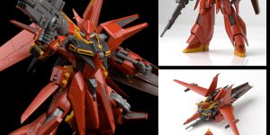RE/100 AMX-107 BAWOO: First Official Image, Infos