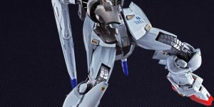 METALBUILD 1/100 GUNDAM F91: Just ADDED No.5 NEW Big Size Official Images, Info