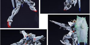 METALBUILD 1/100 GUNDAM F91: First Official REVIEW. Info Release!
