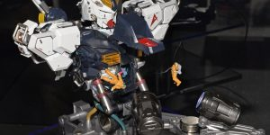 FORMANIA EX Nu GUNDAM @ Tamashii Nation 2016: No.4 NEW Big Size Images, Info Release
