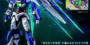 METAL BUILD 1/100 00 GUNDAM QAN[T] Announced! MANY Official Images, Info Release