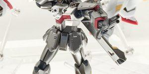 ROBOT魂 CROSSBONE GUNDAM X-0 on display @ Akiba Showroom. Big Size Images