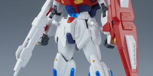 [UPDATE] HGBF 1/144 STAR BURNING GUNDAM (Sei Iori's Mobile Suit): Just Added NEW Official Images, Info Release