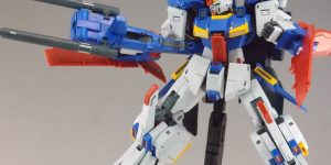 [2nd FULL DETAILED REVIEW] MG 1/100 ZZ GUNDAM Ver.Ka (Many Images, credits) PART ONE
