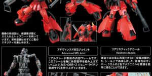 [SAMPLE REVIEW] RG 1/144 JOHNNY RIDDEN'S ZAKU II