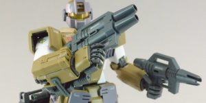 REVIEW: MG 1/100 RGM-79SC GM SNIPER CUSTOM (MS Gundam MSV Series)