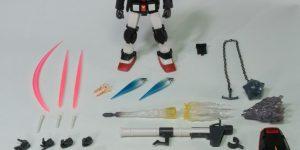 REVIEW: ROBOT魂 RX-78-1 PROTOTYPE GUNDAM Ver.A.N.I.M.E. (MS Gundam MSV Series)