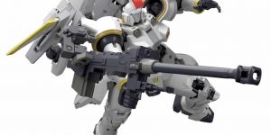 RG 1/144 OZ-00MS TALLGEESE EW: Many Big Size Official Images, Info Release