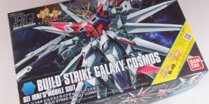 FULL REVIEW: HGBF 1/144 BUILD STRIKE GALAXY COSMOS images