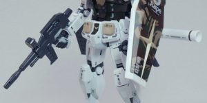 REVIEW MG 1/100 AAPE RX-78-2 GUNDAM GRN-CAMO (No.90 images, credit)