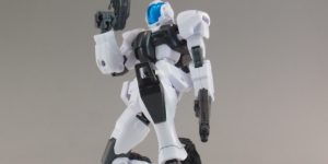 REVIEW HGBD 1/144 GBN-GUARD FRAME (Images, credit)