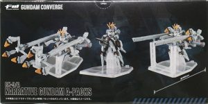 FW GUNDAM CONVERGE EX28 NARRATIVE GUNDAM A-PACKS REVIEW