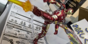 S.H.Figuarts Iron Man Mark43: Photoreview Big Size Images, Info Release
