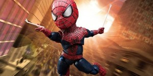 Egg Attack [The Amazing Spider-Man 2] Spider-Man EAA-001: First Official Images, Info