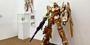 Gundam Docks at Hong Kong II: Added New Images, Link