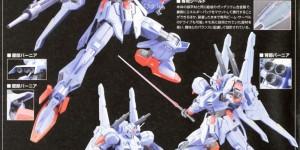 RE/100 Gundam Mk-III FULL INSTRUCTIONS MANUAL Scans