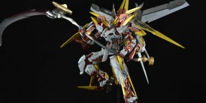MG 1/100 Gundam Astray Blue Frame D Custom: Work by smasha. Photoreview No.9 Full Size Images